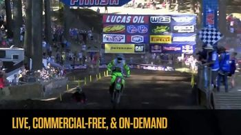 NBC Sports Gold Pro Motocross Pass TV Spot, 'Let's Go Racing'