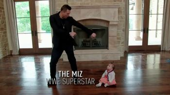 National Responsible Fatherhood Clearinghouse TV Spot, 'Dancing Like a Dad' Featuring The Miz