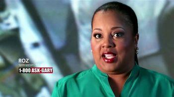1-800-ASK-GARY TV Spot, 'Roz's Story'
