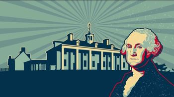 George Washington's Mount Vernon TV Spot, 'More to George' Song by John Knowles, Michael Taylor - Thumbnail 7