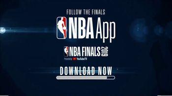 NBA App TV Spot, '2019 NBA Finals' - Thumbnail 10