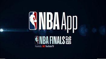 NBA App TV Spot, '2019 NBA Finals' - Thumbnail 2