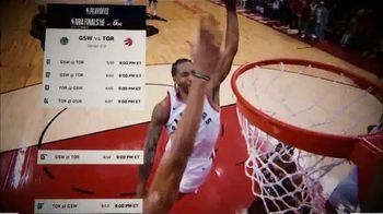 NBA App TV Spot, '2019 NBA Finals' - Thumbnail 4