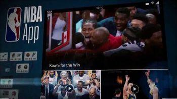 NBA App TV Spot, '2019 NBA Finals' - Thumbnail 8