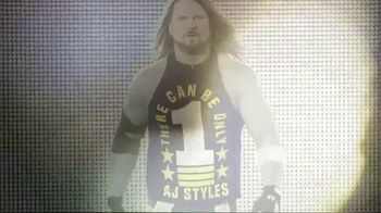 WWE Shop TV Spot, 'Inspired by Millions: Titles and Tees' - Thumbnail 5