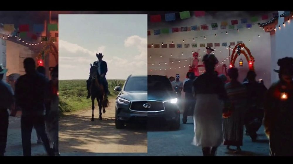 2019 Infiniti QX50 TV Commercial, 'As You Travel' Song by The Tallest Man  on Earth [T2] - Video