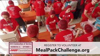 AARP Foundation TV Spot, 'Meal Pack Challenge: Team Building' - Thumbnail 1