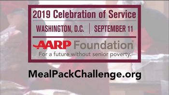 AARP Foundation TV Spot, 'Meal Pack Challenge: Team Building' - Thumbnail 9