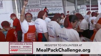 AARP Foundation TV Spot, 'Meal Pack Challenge: Team Building' - Thumbnail 2