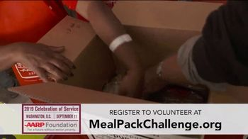 AARP Foundation TV Spot, 'Meal Pack Challenge: Team Building' - Thumbnail 3