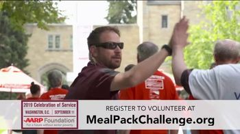 AARP Foundation TV Spot, 'Meal Pack Challenge: Team Building'