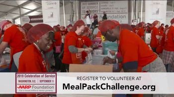 AARP Foundation TV Spot, 'Meal Pack Challenge: Team Building' - Thumbnail 5