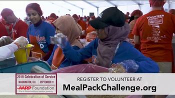 AARP Foundation TV Spot, 'Meal Pack Challenge: Team Building' - Thumbnail 6