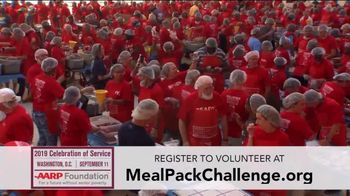 AARP Foundation TV Spot, 'Meal Pack Challenge: Team Building' - Thumbnail 7