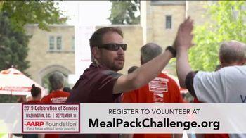AARP Foundation TV Spot, 'Meal Pack Challenge: Team Building'