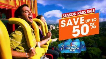 Six Flags Season Pass Sale TV Spot, 'New England: Going Fast' - Thumbnail 5