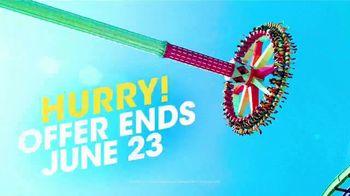 Six Flags Season Pass Sale TV Spot, 'New England: Going Fast' - Thumbnail 8