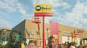 Caterpillar Rental Store TV Spot, 'Nothing Regular' - Thumbnail 7