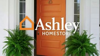 Ashley HomeStore Stars & Stripes Event TV Spot, 'Save 30 Percent on Dining Table' Song by Midnight Riot - Thumbnail 1
