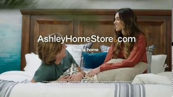 Ashley HomeStore Stars & Stripes Event TV Spot, 'Save 30 Percent on Dining Table' Song by Midnight Riot - Thumbnail 6