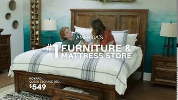 Ashley HomeStore Stars & Stripes Event TV Spot, 'Save 30 Percent on Dining Table' Song by Midnight Riot - Thumbnail 5