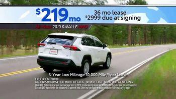Toyota Summer Savings Event TV Spot, 'Best Things of Summer: 2019 RAV4' [T2] - Thumbnail 5