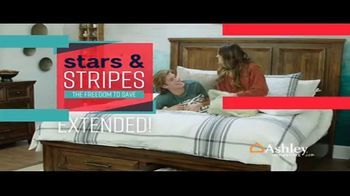 Ashley HomeStore Stars & Stripes Event TV Spot, 'Extended: Dining Table' Song by Midnight Riot - Thumbnail 3