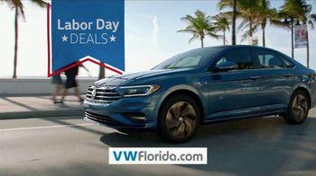 Volkswagen Labor Day Deals TV Spot, '2019 Jetta & Tiguan' [T2] - Thumbnail 1