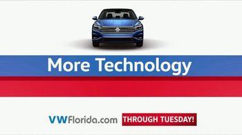 Volkswagen Labor Day Deals TV Spot, '2019 Jetta & Tiguan' [T2] - Thumbnail 2