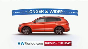Volkswagen Labor Day Deals TV Spot, '2019 Jetta & Tiguan' [T2] - Thumbnail 4