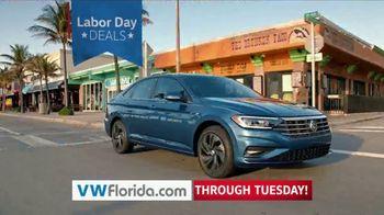 Volkswagen Labor Day Deals TV Spot, '2019 Jetta & Tiguan' [T2] - Thumbnail 6