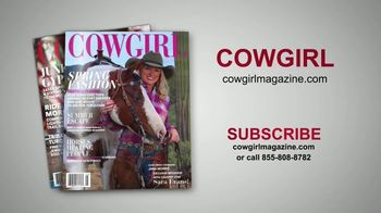 Cowgirl Magazine TV Spot, 'Cowgirl Is for Women' - Thumbnail 5