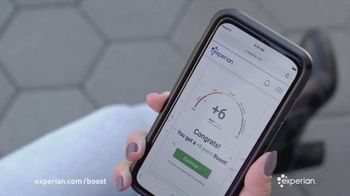Experian Boost TV Spot, 'Time'