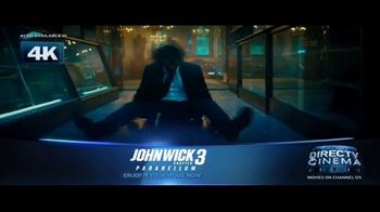 DIRECTV Cinema TV Spot, 'John Wick: Chapter 3 – Parabellum' - Thumbnail 1