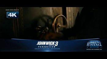 DIRECTV Cinema TV Spot, 'John Wick: Chapter 3 – Parabellum' - Thumbnail 2