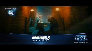 DIRECTV Cinema TV Spot, 'John Wick: Chapter 3 – Parabellum' - Thumbnail 4