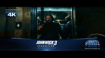 DIRECTV Cinema TV Spot, 'John Wick: Chapter 3 – Parabellum' - Thumbnail 5