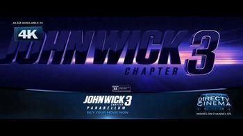 DIRECTV Cinema TV Spot, 'John Wick: Chapter 3 – Parabellum' - Thumbnail 6