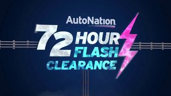 AutoNation 72 Hour Flash Clearance TV Spot, '2019 Tucson SE AWD & 2019 Elantra SE'