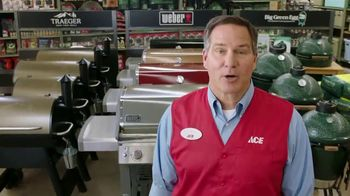 ACE Hardware Labor Day Sale TV Spot, 'Grills: Free Assembly, Delivery and Accessories Package' - Thumbnail 3