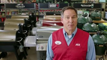 ACE Hardware Labor Day Sale TV Spot, 'Grills: Free Assembly, Delivery and Accessories Package' - Thumbnail 4