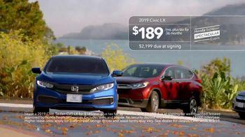 Honda End of Summer Celebration TV Spot, 'Back to School' [T2] - Thumbnail 5