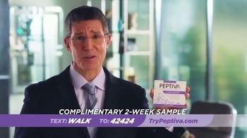 Peptiva TV Spot, 'Modern Living, Modern Stress'