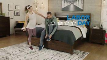 Ashley HomeStore Labor Day Mattress Sale TV Spot, '60 Months No Interest and Lenovo Smart Clock' - Thumbnail 2