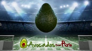 Avocados From Peru TV Spot, 'Enjoy the Game' - Thumbnail 3