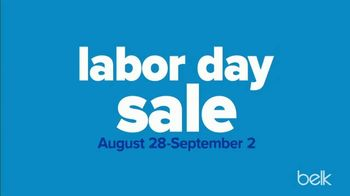Belk Labor Day Sale TV Spot, 'Storewide Savings' - Thumbnail 2