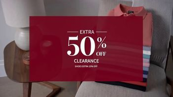 JoS. A. Bank Labor Day Sale TV Spot, 'Extra 50% Off' - Thumbnail 4