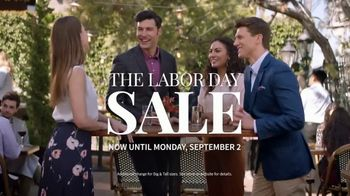 JoS. A. Bank Labor Day Sale TV Spot, 'Extra 50% Off' - Thumbnail 5