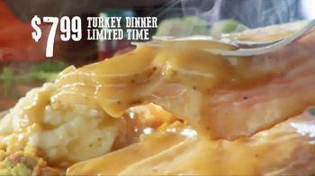 Bob Evans Turkey Dinner TV Spot, 'Nothing Says Supper' - Thumbnail 4