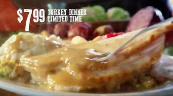Bob Evans Turkey Dinner TV Spot, 'Nothing Says Supper' - Thumbnail 5